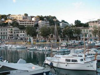 Puerto de Sóller, Mallorca