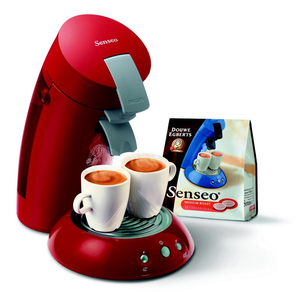Senseo Coffee Maker Red : Three O Clock in the Morning: Cyber Swag!