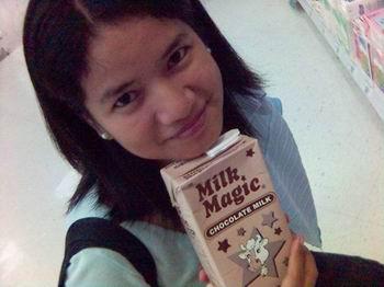 milk magic model