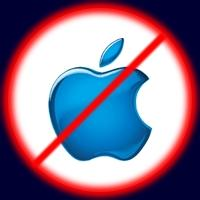 No Apple!