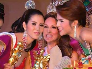Miss International Queen 2006 in Pattaya