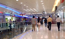 wfj oriental plaza interior
