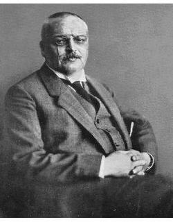 Alois Alzheimer, médico que emprestou o nome à doença