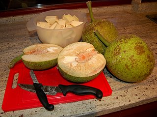 Breadfruit from Shepherd's Bush