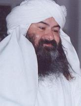 Al Zahir Sheikh GG:: en el Peregrinaje, con el voto nazareno de no cortar ni pelo o barba.
