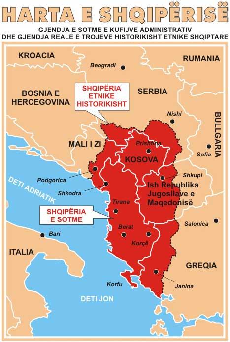 Atlas Of Irredentism