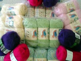 Even more yarn