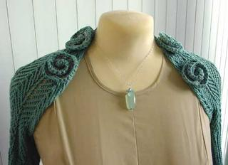 Front view - shrug