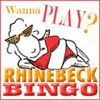 Rhinebeck Blogger Bingo