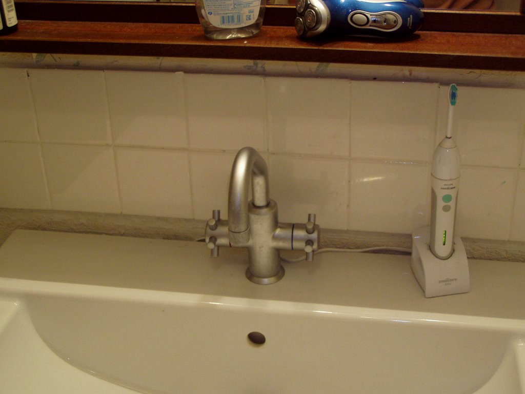 Steve\'s Blog: How To Install an IKEA Faucet