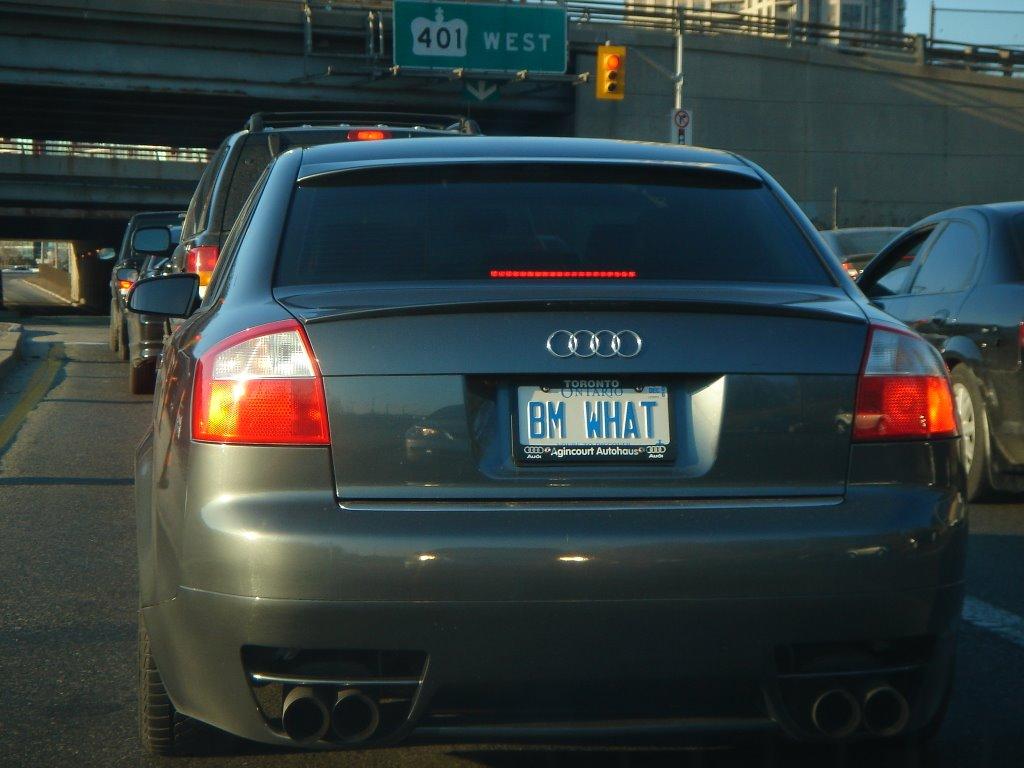 Funny Personalized Plates Audiforums Com