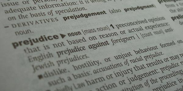 Anatomy of prejudice