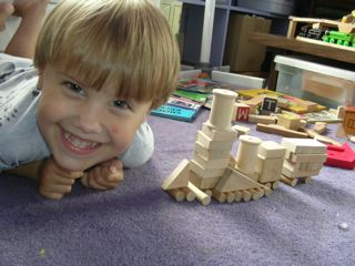 Wooden Train Creator