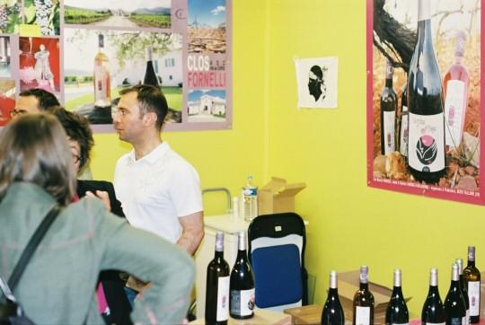 Le fabuleux destin d 39 un joli p 39 tit vin salon des for Salon saveurs paris
