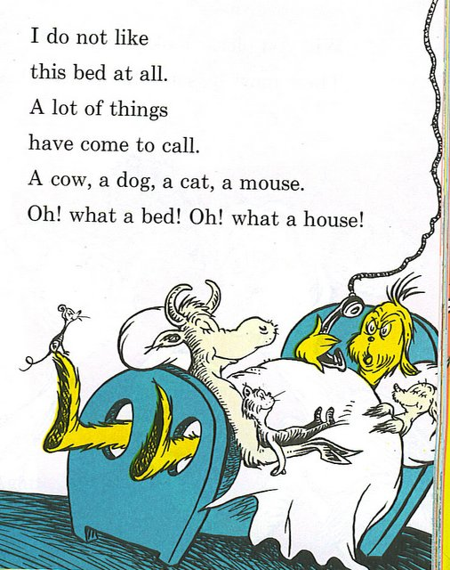 Delenda Est Carthago: What's up with Dr. Seuss? Being the ...