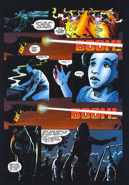 Killing mutants