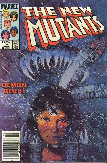 New Mutants 18