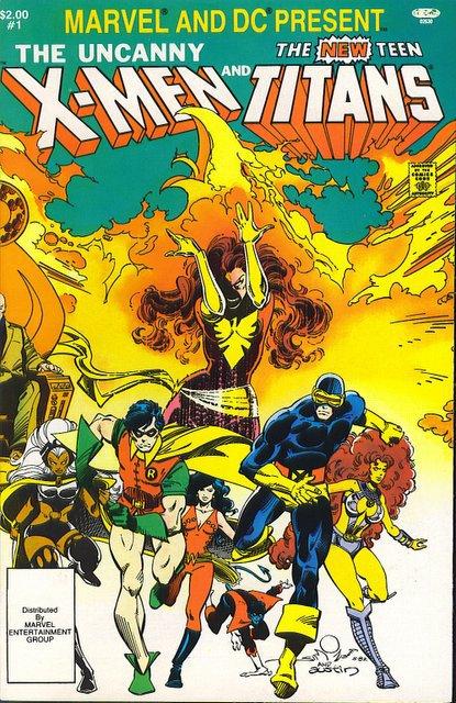 UXM/Titans