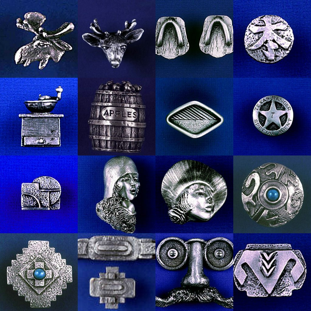 Knobs, Hinges and More Decorative Hardware: North River Mint ...