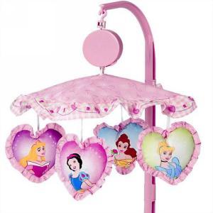 Disneymania june 2006 for Princess crib mobile