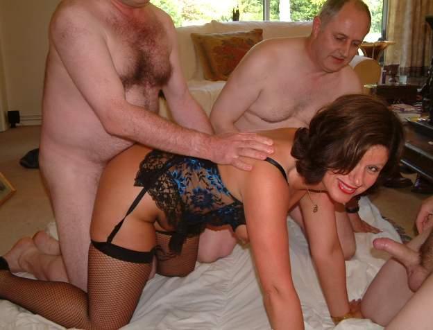 Sexo orgia amador