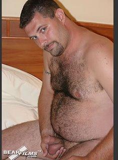 homens velhos gordos peludos