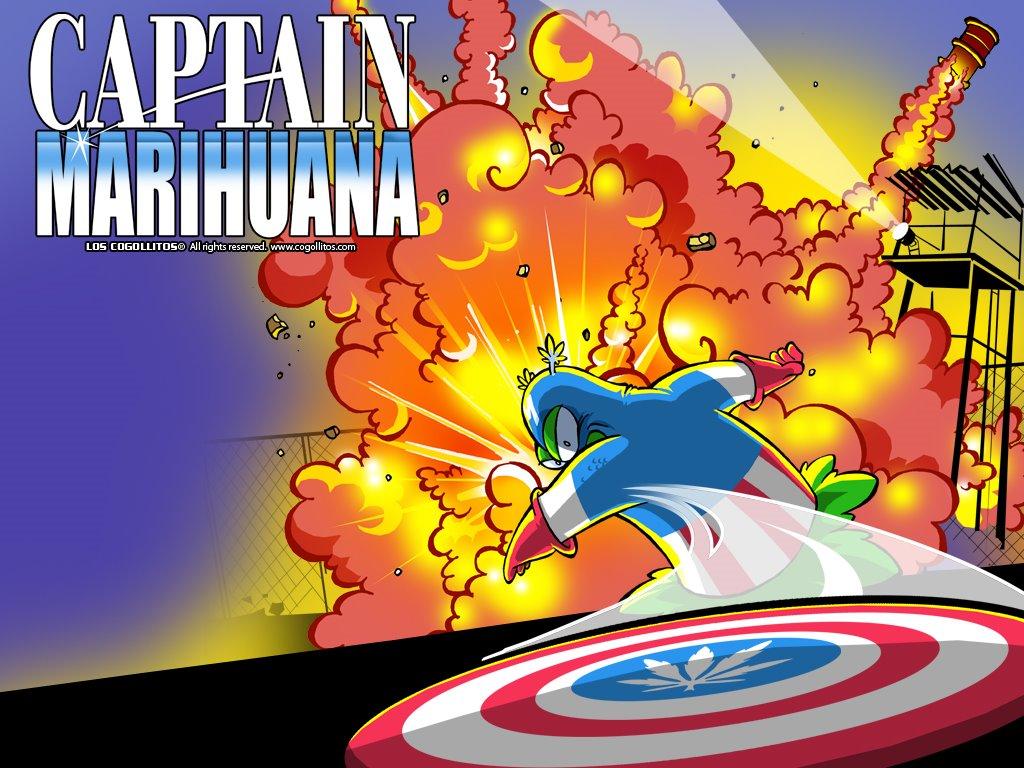 Fondos de pantalla de Marihuana