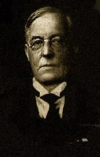 M.R. James portrait photo