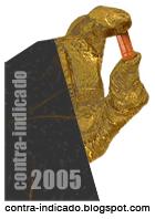 o Blog do Dia foi distinguido pelo blog Contra-indicado como o melhor de 2005, na categoria de Blog do Dia (por coincidência); aguardamos a respectiva estatueta