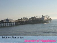Brighton Pier at day