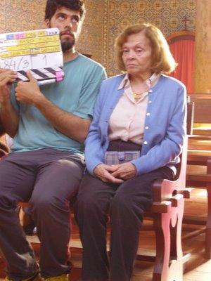 André Godinho e Maria José