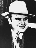 Nobody messes with Capone!  Except maybe the IRS.