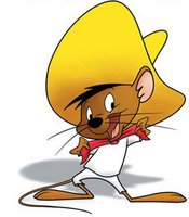 Sure he may be an offensive stereotype, but I still love the little rodent!