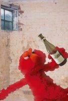 Elmo wants a double