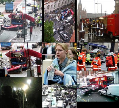Just a few of the images from that horrible day.