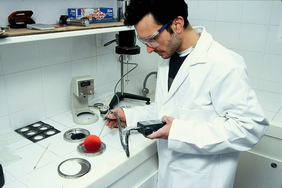 Holy hell!! Don't you warm those things up first!?