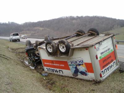 Some rental trailers can be a little more trouble than expected.
