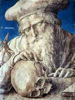 Saint Jerome by Durer