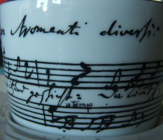 Bach Coffee Cup