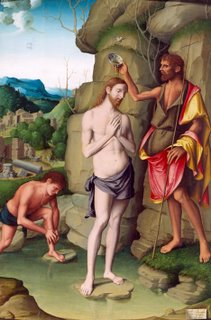 Baptism of Jesus