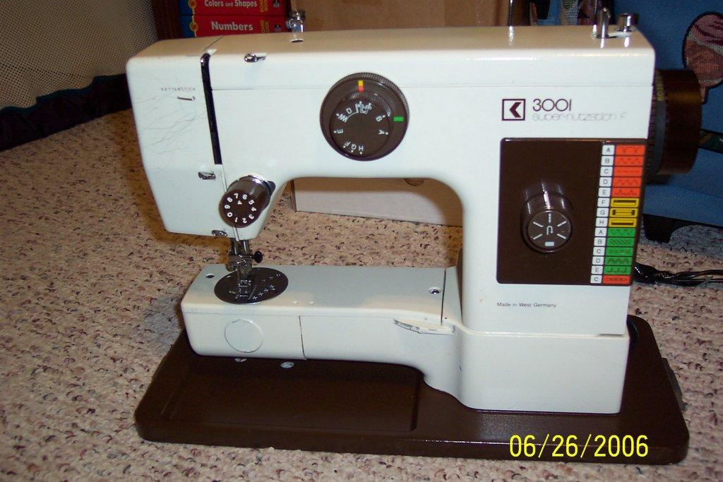 German Sewing Machines Brands
