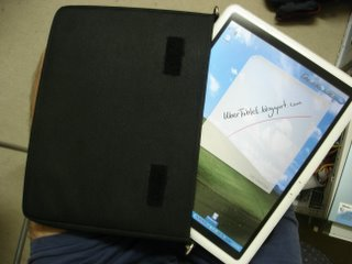iTablet Slate PC, now known as the Sahara in Australia