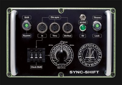 interlock sync shift