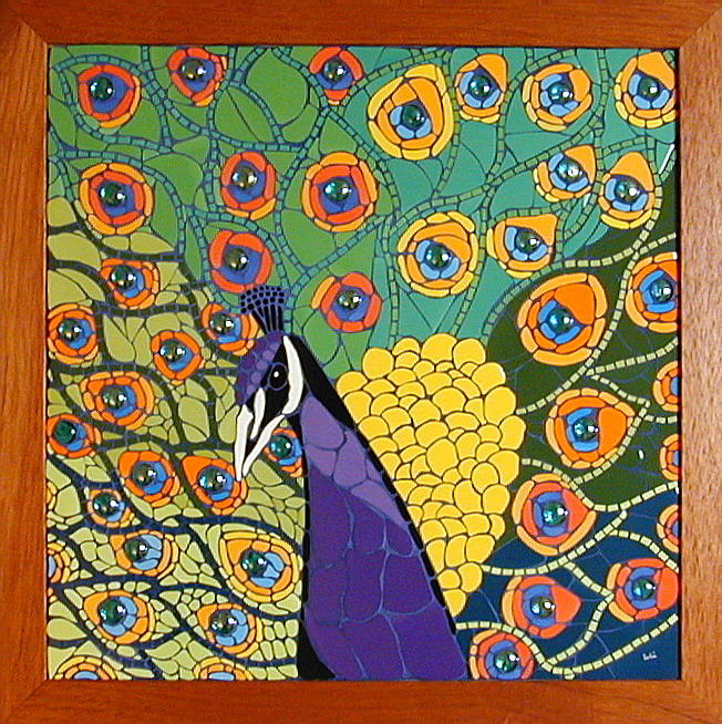 Lulu mosaicos fauna - Mosaicos de colores ...