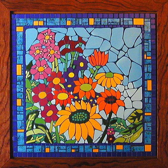 lulu mosaicos On cuadros mosaicos ceramica