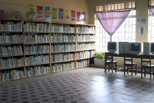 Namatala Laurel Library
