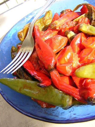 Ricetta peperoncini rossi dolci