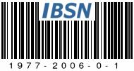 IBSN: Internet Blog Serial Number 1977-2006-0-1