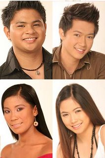 pinoy dream academy nominations
