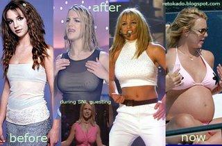 Britney spears Boob pics on sexy bikini, pregnant